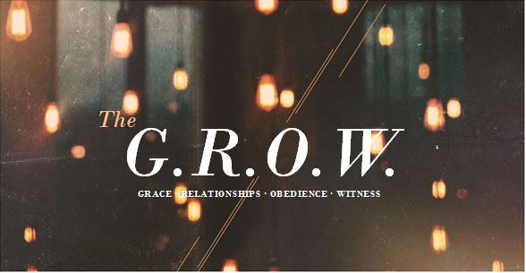 The G.R.O.W. - March 26-April 1, 2021